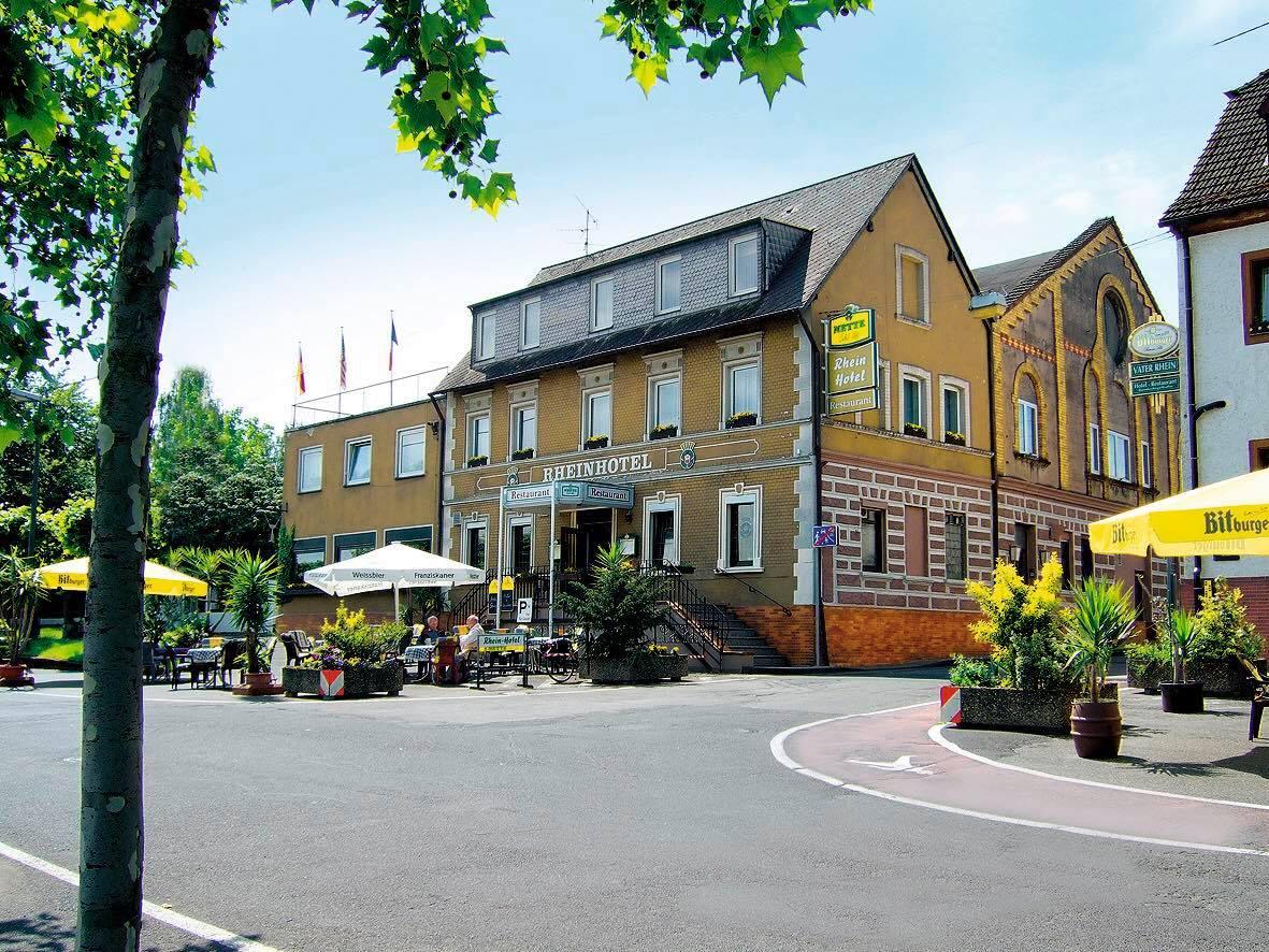 Rheinhotel Kelch Willkommen Im Rheinhotel Kelch